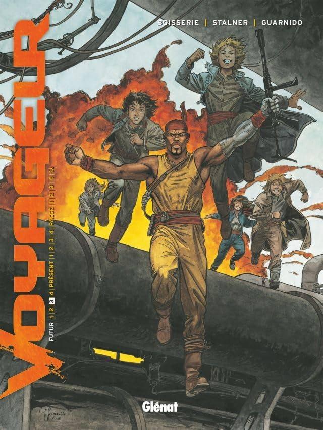 Voyageur futur Vol. 3