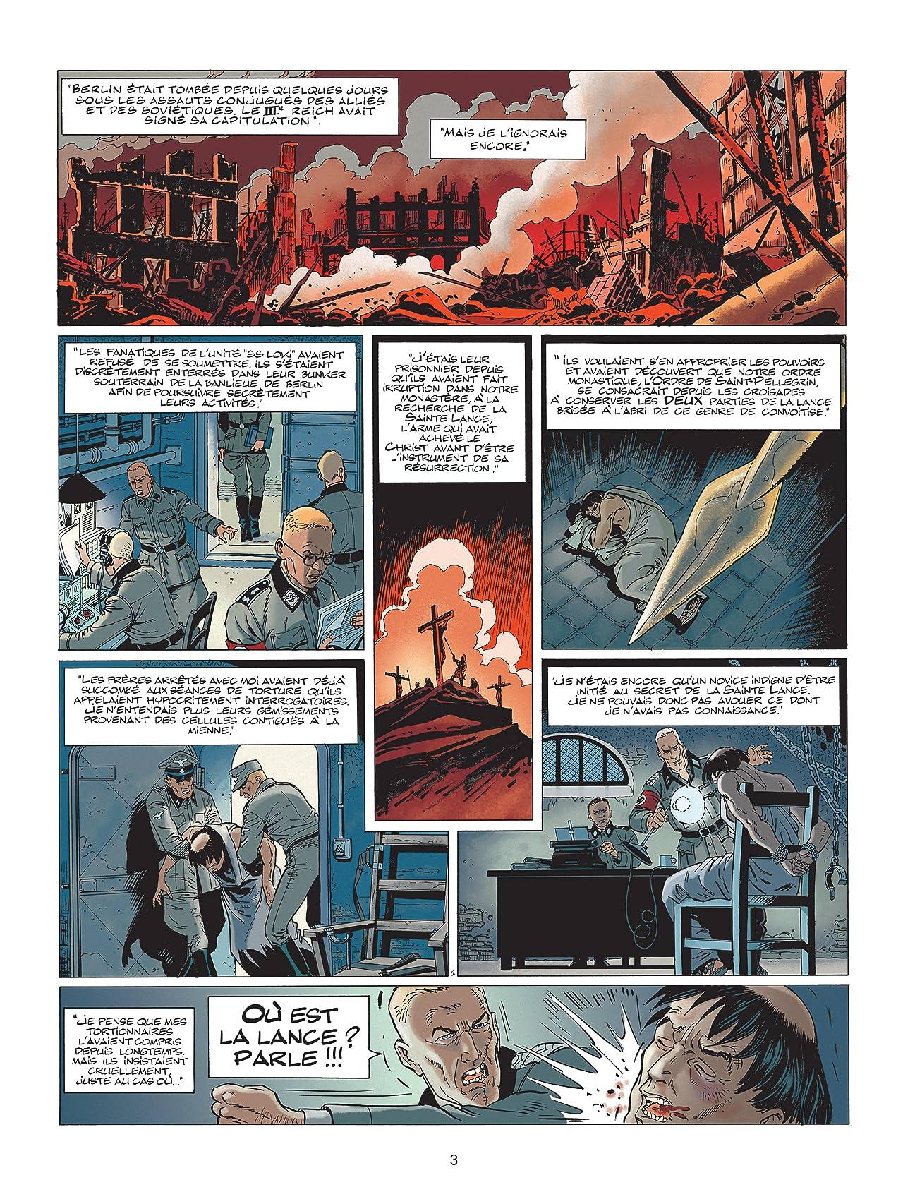 Wayne Shelton Vol. 8: LA NUIT DES AIGLES