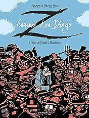 Z comme Don Diego Vol. 1: Coup de foudre à l'hacienda (1)