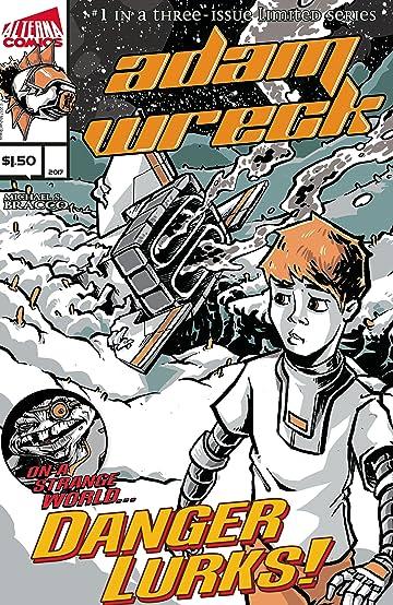 Adam Wreck #1 (of 3)