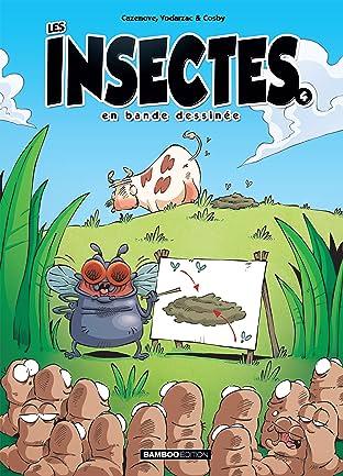Les insectes en BD Vol. 4