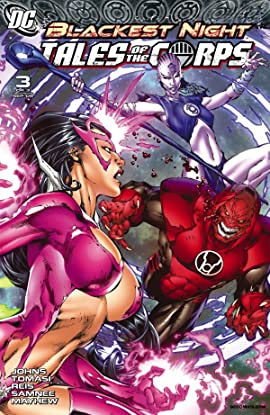 Blackest Night: Tales of the Corps No.3 (sur 3)