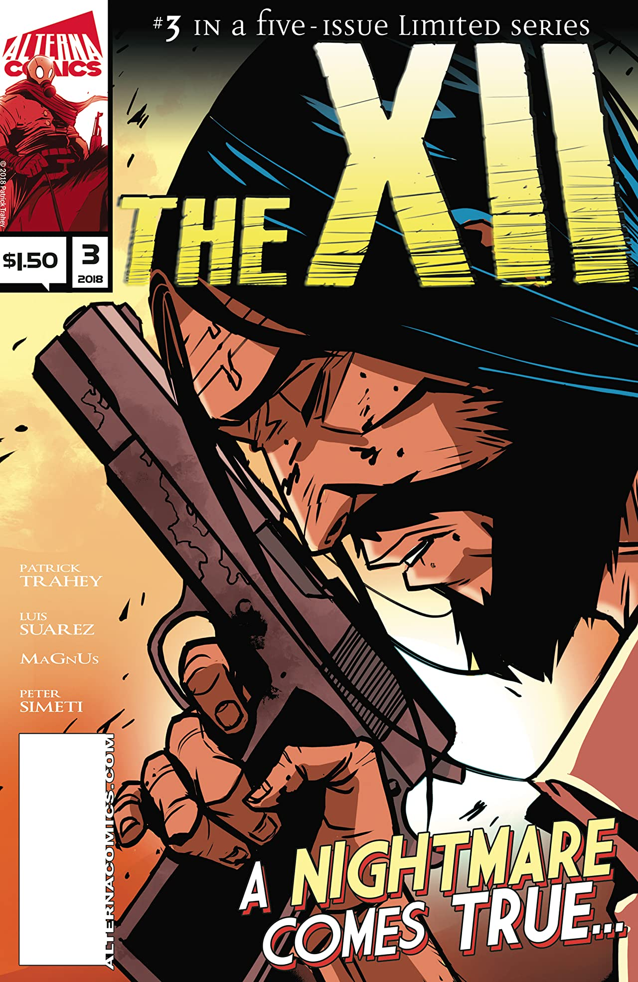 The XII: The Father #3