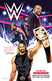 WWE Vol. 1: Redesign. Rebuild. Reclaim.