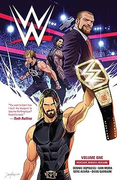 WWE Vol. 1: Redesign. Rebuild. Reclaim.