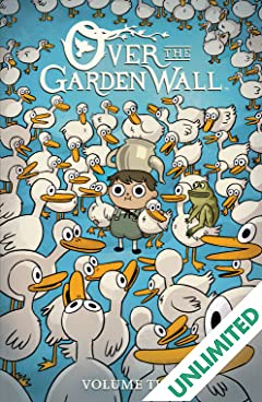 Over The Garden Wall (2016-) Vol. 2