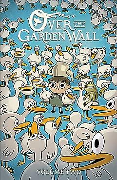 Over The Garden Wall (2016-) Vol. 2