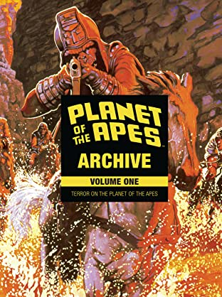 Planet of the Apes Archive Tome 1