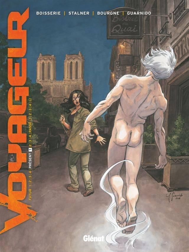 Voyageur présent Vol. 1