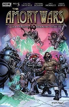 The Amory Wars: Good Apollo, I'm Burning Star IV #5 (of 12)
