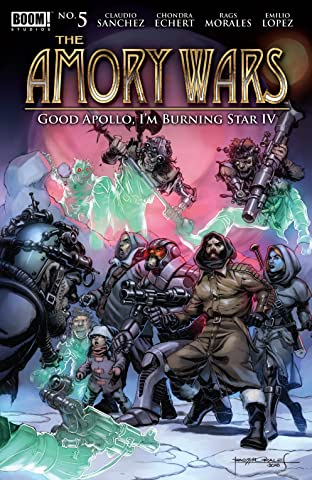 The Amory Wars: Good Apollo, I'm Burning Star IV #5 (of 12)