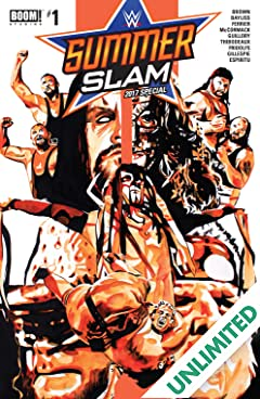 WWE Summer Slam 2017 #1