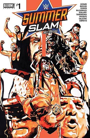 WWE Summer Slam 2017 #1