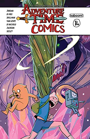 Adventure Time Comics No.14