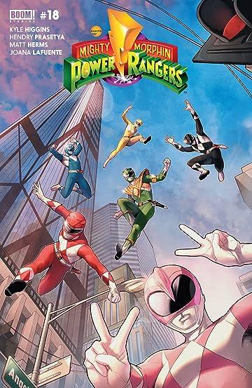 Mighty Morphin Power Rangers #18