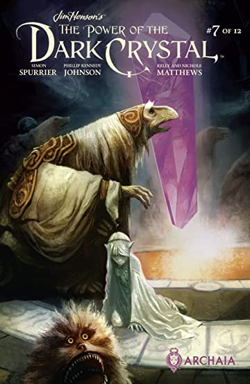 Jim Henson's The Power of the Dark Crystal #7 (of 12)