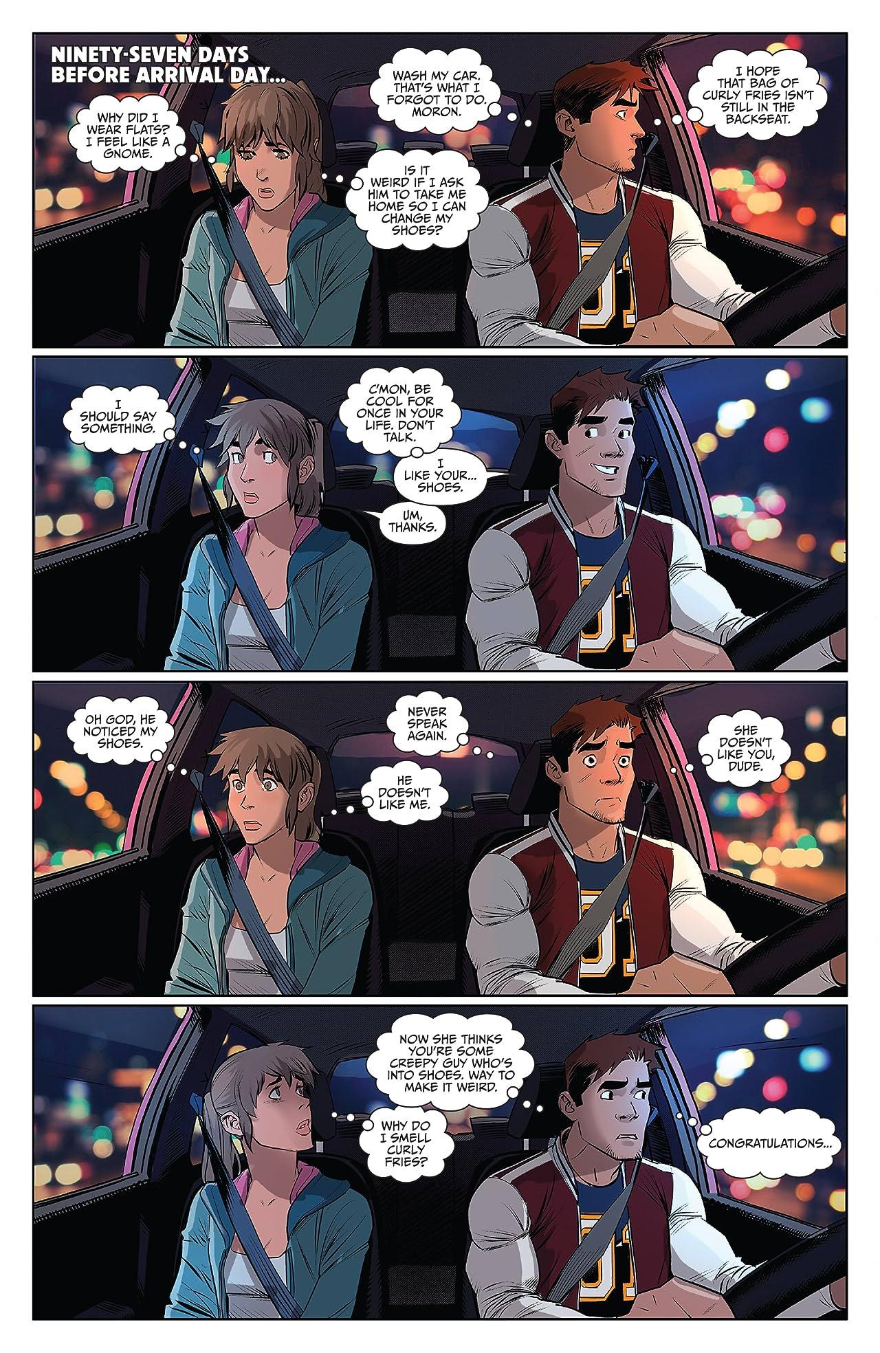 Saban's Go Go Power Rangers #2