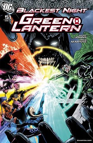 Green Lantern (2005-2011) #51