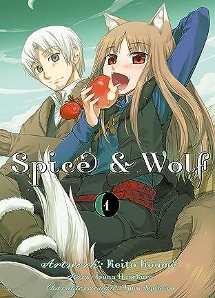 Spice & Wolf Vol. 1