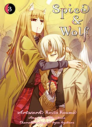 Spice & Wolf Vol. 3