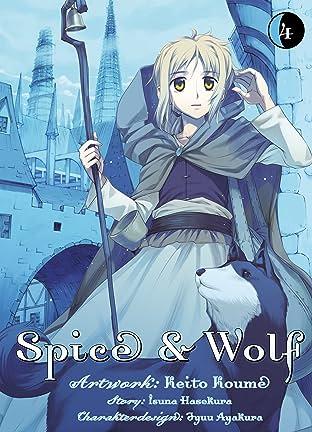 Spice & Wolf Vol. 4
