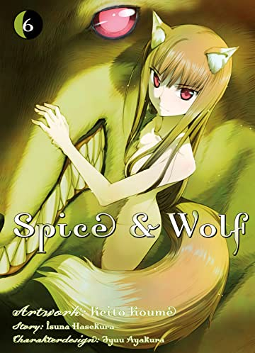 Spice & Wolf Vol. 6