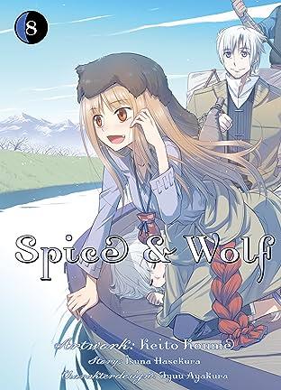Spice & Wolf Vol. 8