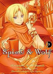 Spice & Wolf Vol. 9