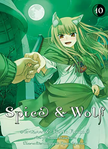 Spice & Wolf Vol. 10