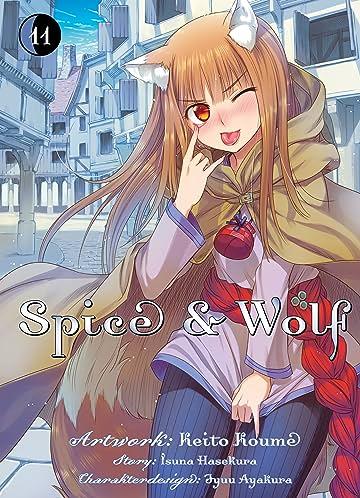 Spice & Wolf Vol. 11
