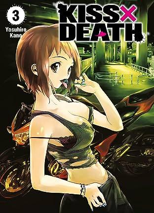 Kiss X Death Vol. 3
