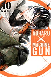 Aoharu X Machinegun Vol. 10