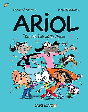 Ariol Vol. 10: The Little Rats of the Opera