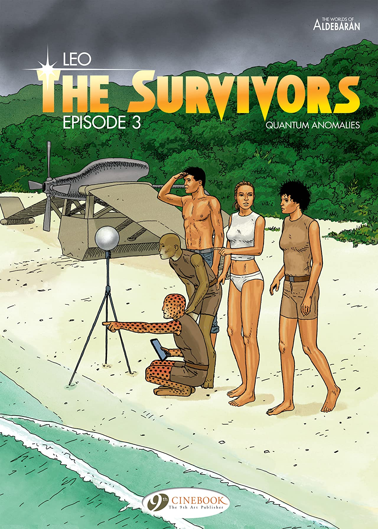 The Survivors Vol. 3