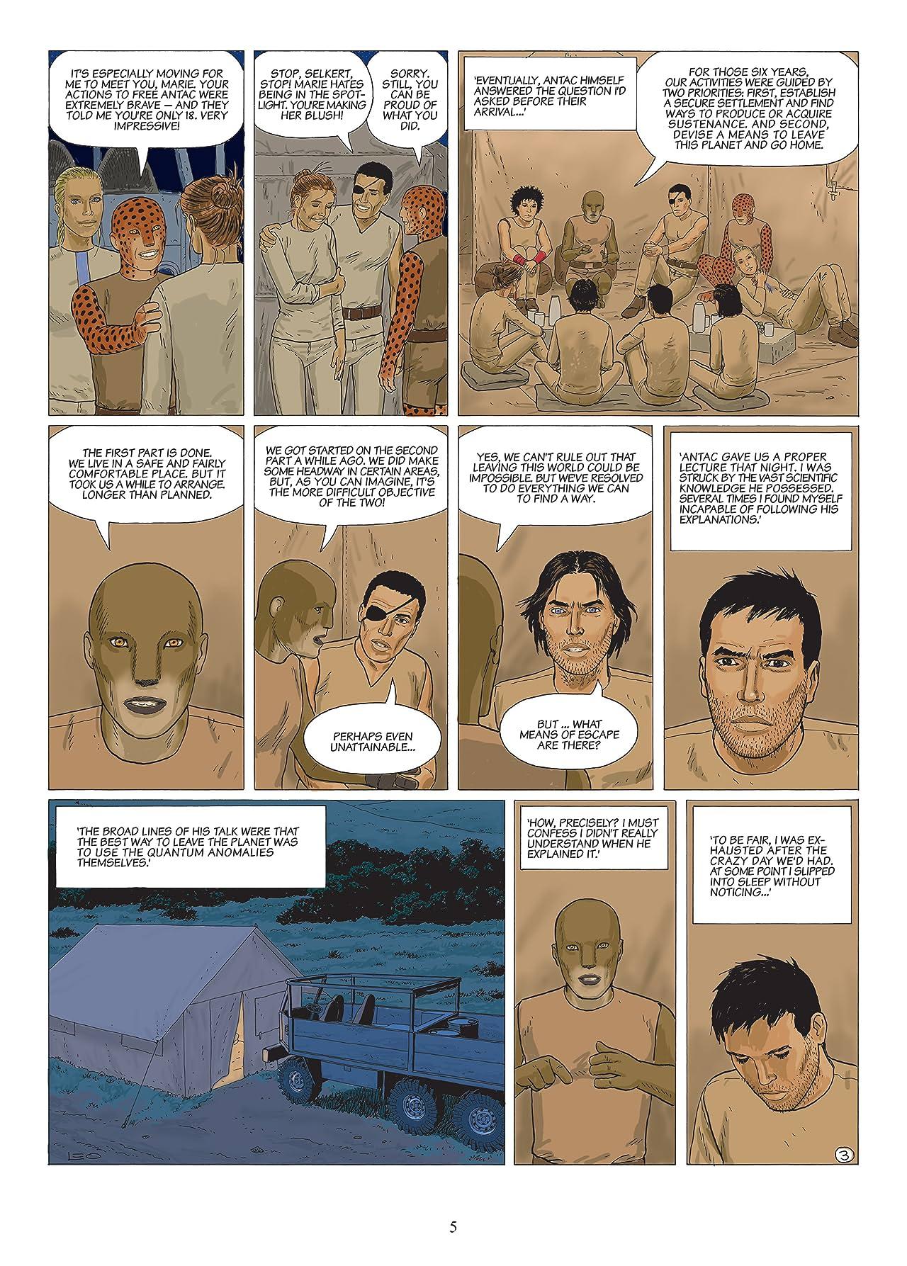 The Survivors Vol. 3
