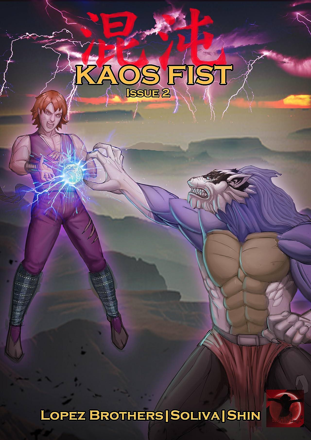 Kaos Fist #2