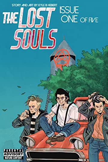 The Lost Souls #1