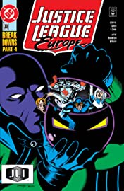 Justice League Europe (1989-1993) #30