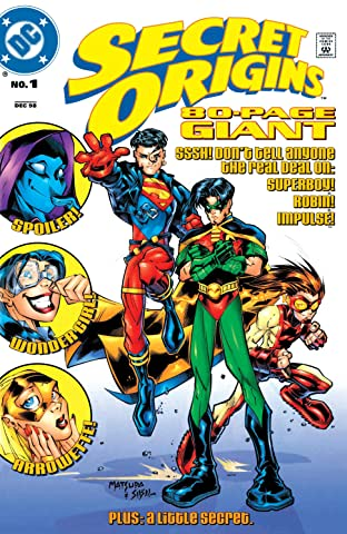 Secret Origins 80-Page Giant (1998) No.1