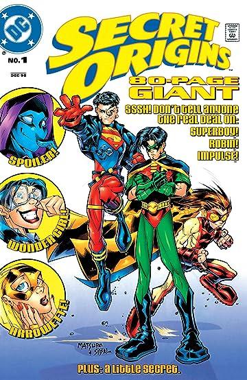 Secret Origins 80-Page Giant (1998) #1