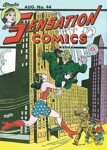 Sensation Comics (1942-1952) #44
