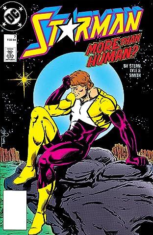 Starman (1988-1992) #7