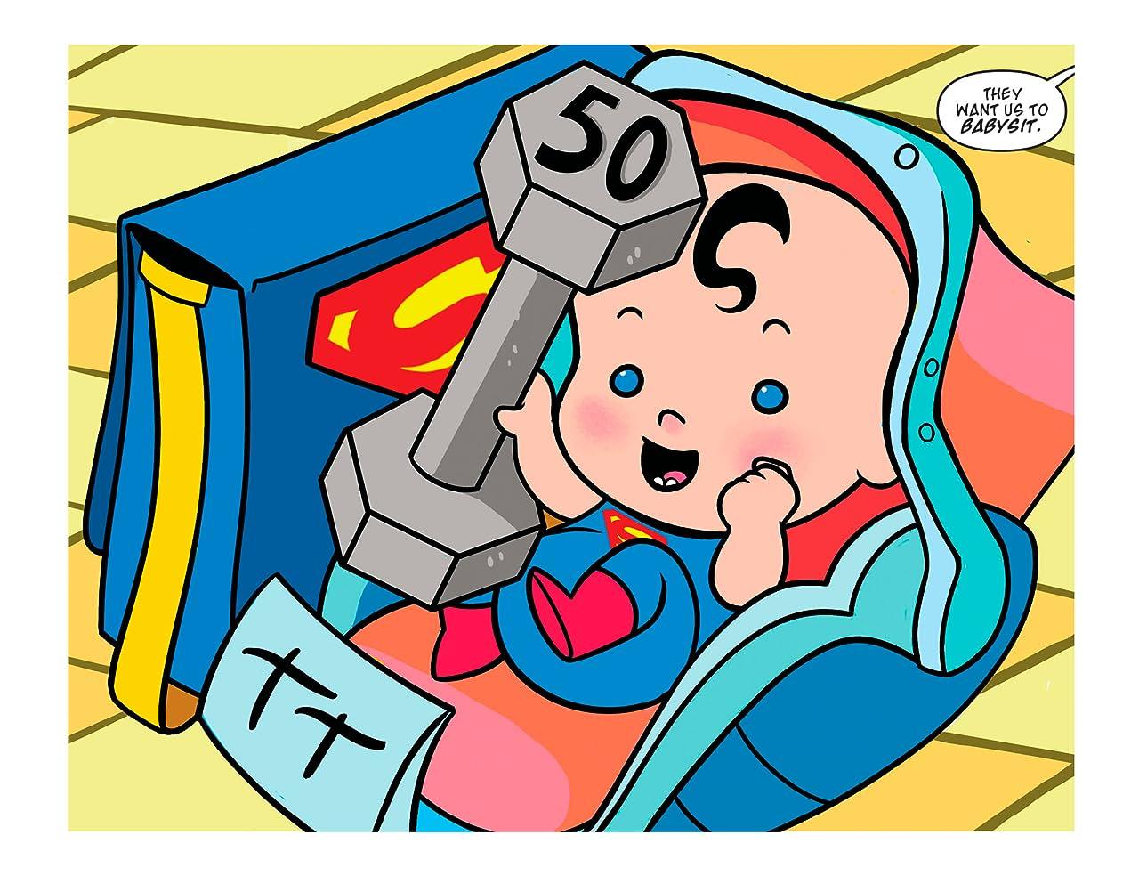 Teen Titans Go! (2013-) #45