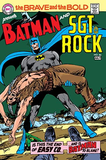 The Brave and the Bold (1955-1983) #84