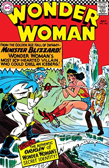 Wonder Woman (1942-1986) #162
