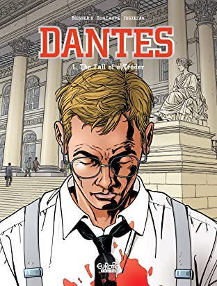 Dantès Tome 1: The Fall of a Trader