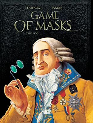 Game of Masks Vol. 3: The Fool