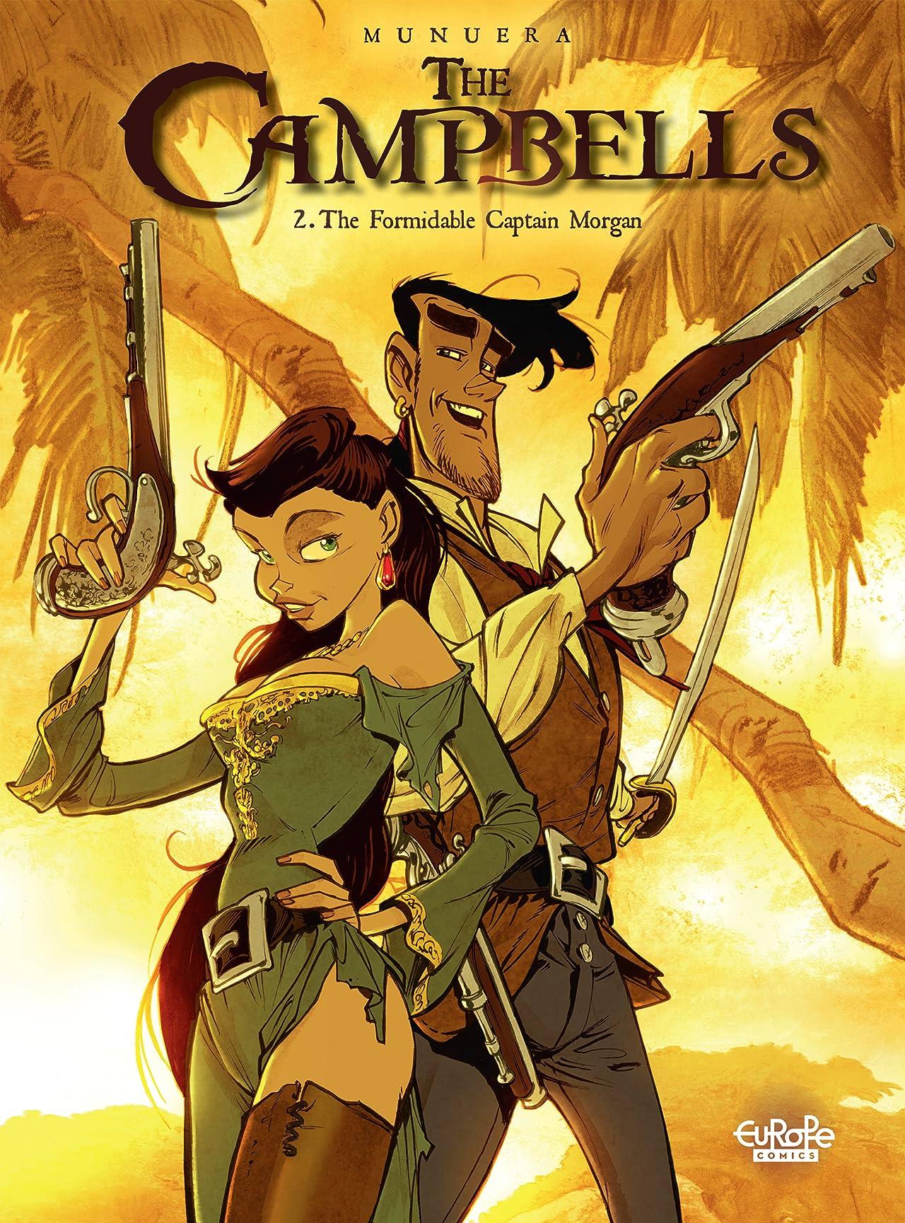 The Campbells Vol. 2: The Formidable Captain Morgan