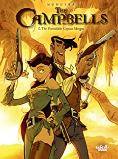 The Campbells Tome 2: The Formidable Captain Morgan