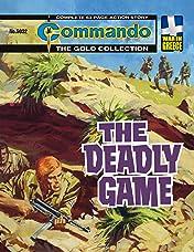 Commando #5032: The Deadly Game